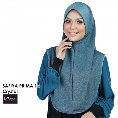 SAFIYA PRIMA 12 - CRYSTAL