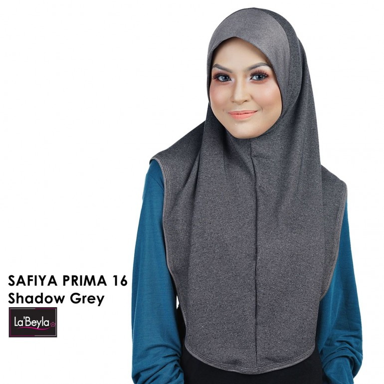 SAFIYA PRIMA 16 - SHADOW GREY