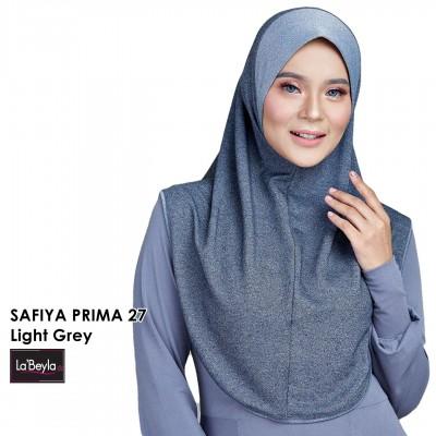SAFIYA PRIMA 27 - LIGHT GREY