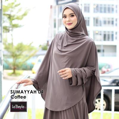 SUMAYYAH 04 - Coffee (Berdagu)