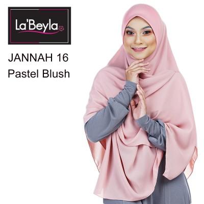 JANNAH 16 - PASTEL BLUSH