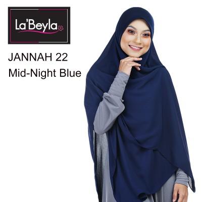 JANNAH 22 - MIDNIGHT BLUE