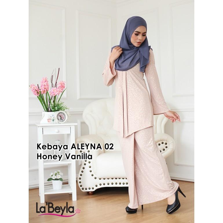 Kebaya Aleyna 02 - Honey Vanilla
