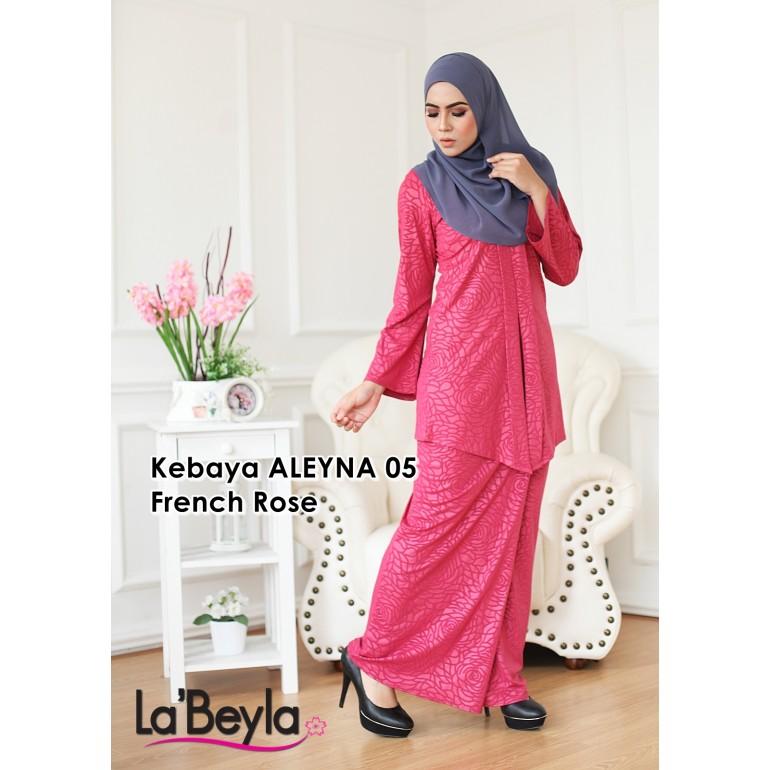 Kebaya Aleyna 05 - French Rose