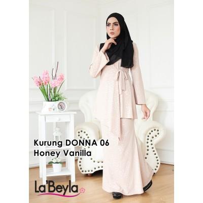 Kurung Donna 06 - Honey Vanilla