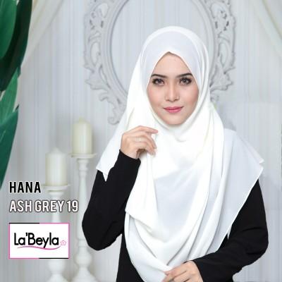 HANA 19 - Ash Grey
