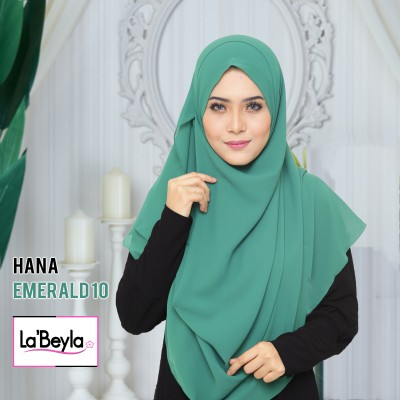 HANA 10 - Emerald