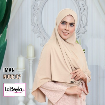 IMAN 02 - NUDE