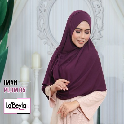 IMAN 05 - PLUM