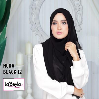 NURA 12 - BLACK