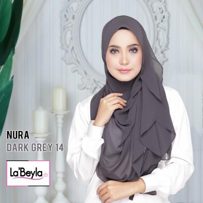 NURA 14 - DARK GREY